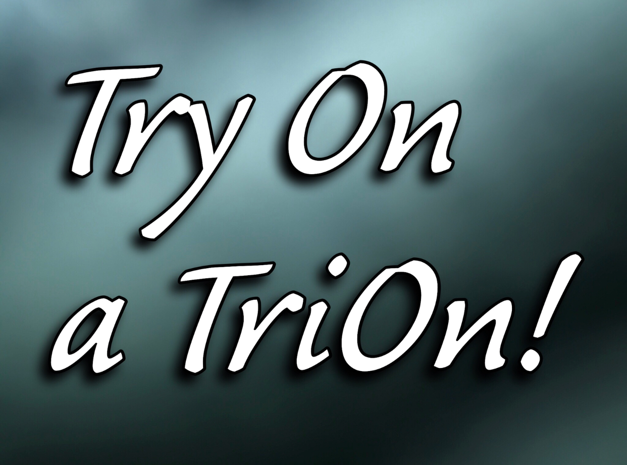 Try on a TriOn