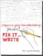 fix it write