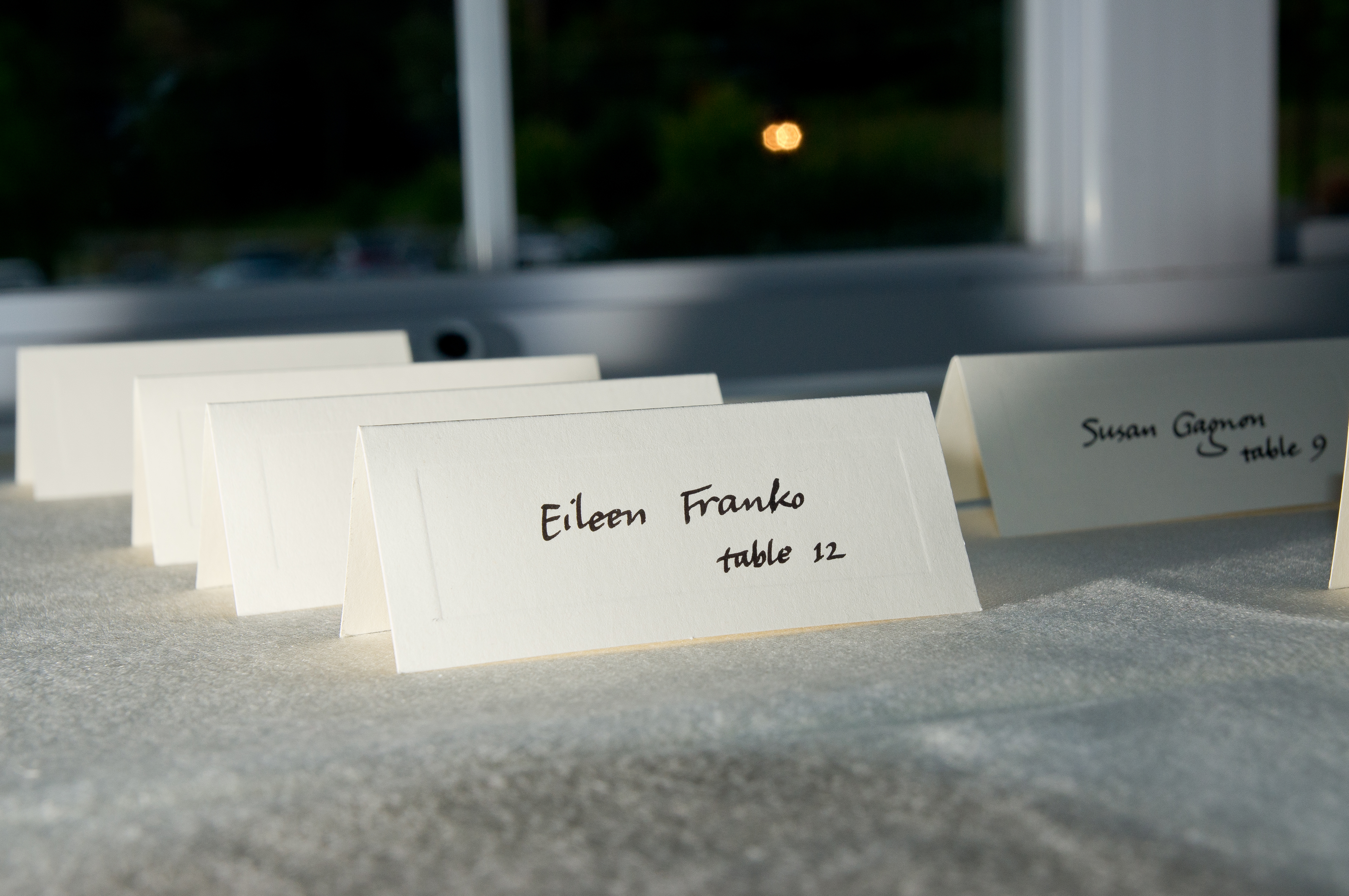 Weding Place Cards 2